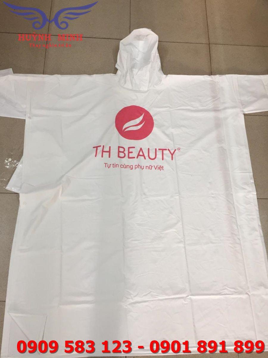 Nhu cầu sản xuất áo mưa giá rẻ mang tên thương hiệu