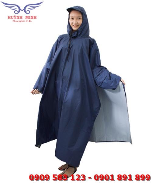 Cơ sở sản xuất áo mưa giá rẻ Huỳnh Minh